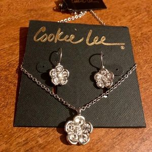 Cookie Lee Necklace and Earrings